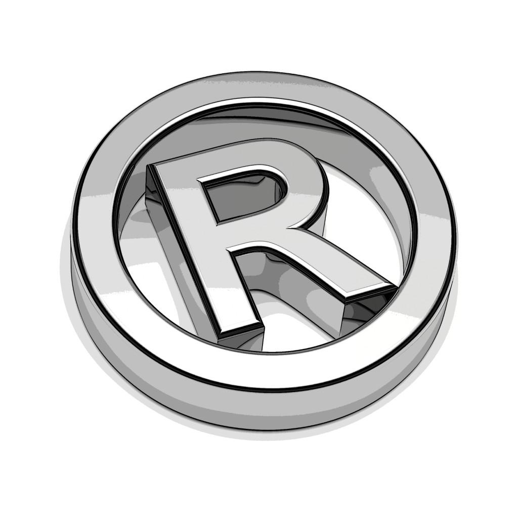 R商标标志