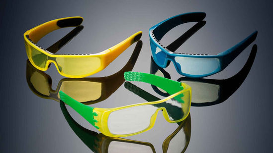 3D打印眼镜图
