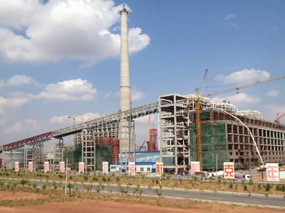 内蒙古图克镇中煤二期不发火地坪项目