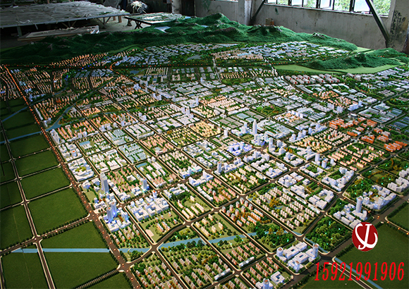 高大上的房地产模型都是怎样制作而成的