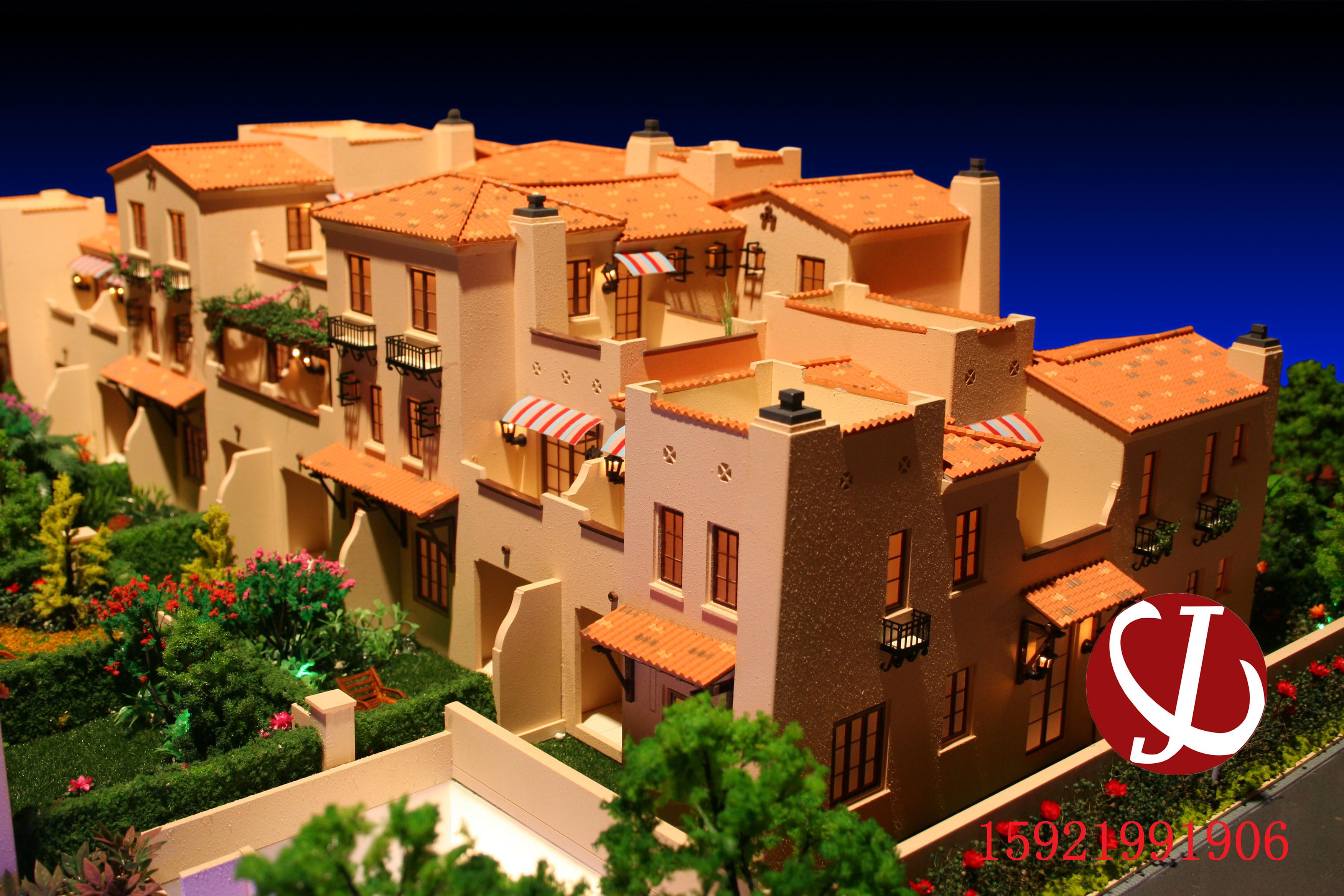 别墅模型制作需要哪些工具和材料