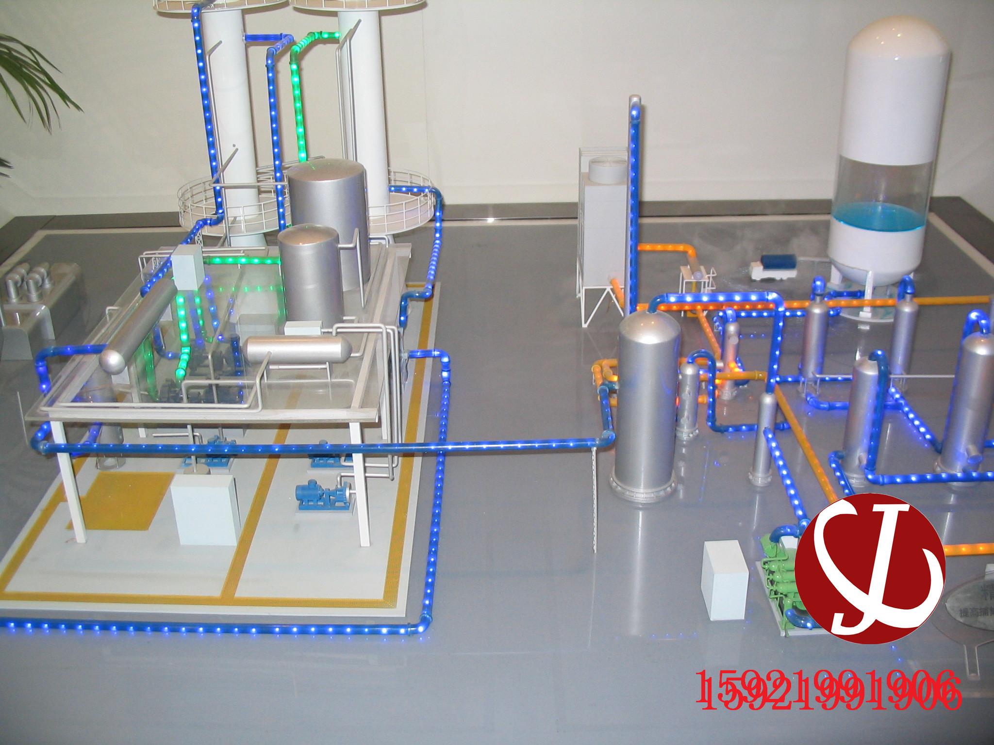 生产线模型2