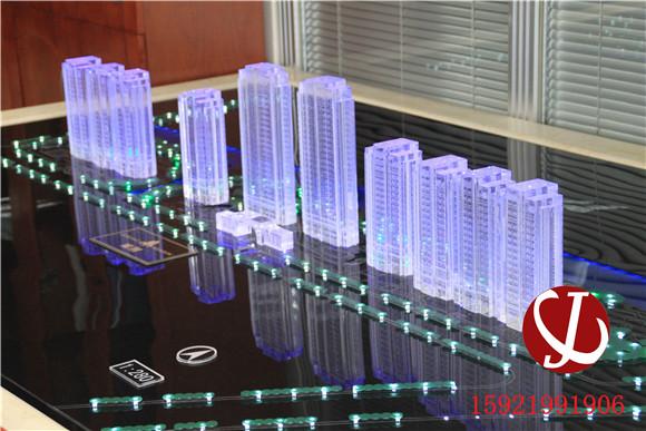 野风珑园(水晶)模型