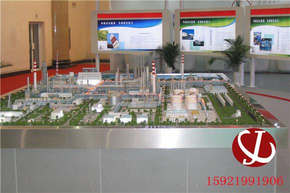 中国石化模型