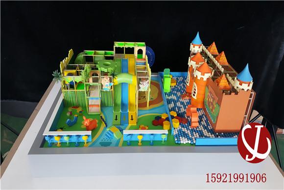 凯奇游乐设备模型