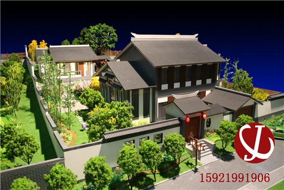 古建筑模型制作