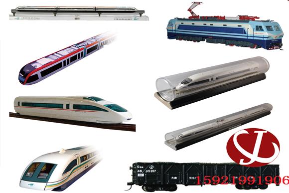 有轨火车模型