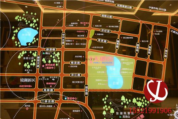 沙盘模型在城市建设规划的发展