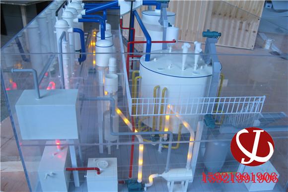制油设备模型