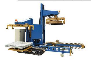 QS-1000Y型移动式码砖机