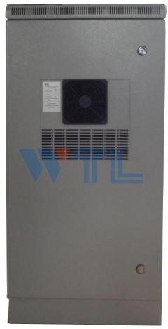 户外机柜用热管换热器