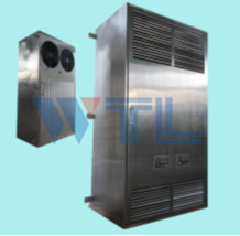 Power Grid Heat Exchanger for Substation
