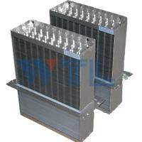EMG traction converter heat pipe heat exchanger