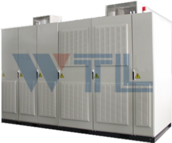 SVG无功补偿装置用热管散热器
