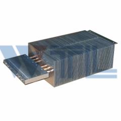 有源电力滤波装置用热管散热器