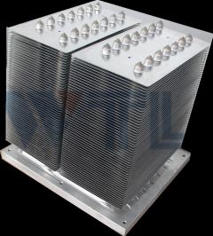 矿用防爆变频器用热管散热器-上海威特力热管散热器股份有限公司