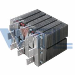 可控硅用热管散热器