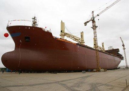 33200吨散货船