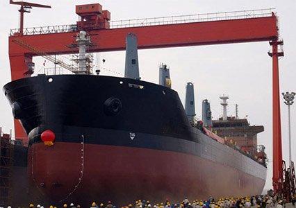 35000吨 散货船