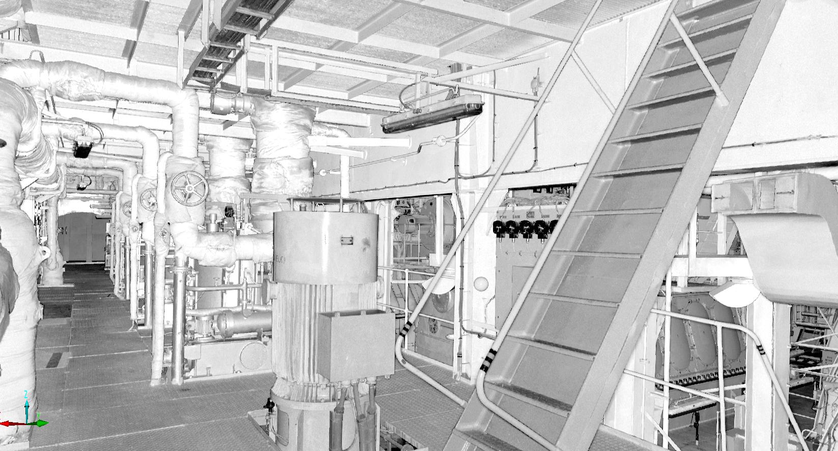公司中标15.9万吨原油轮压载水系统改装三维(3D)扫描,以及后续设计服务合同