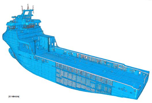 Marine Design Software——Hull Structure Detail Design