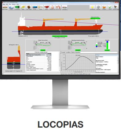 On-board loading software ——LOCOPIAS
