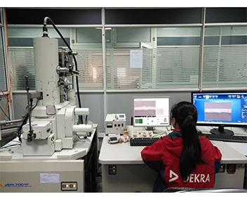 扫描电子显微镜&X射线能...