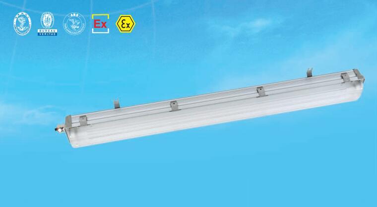 BAY81-QT井架专用防爆荧光灯