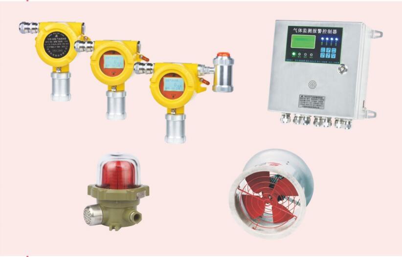 BBS可燃气体探测系统