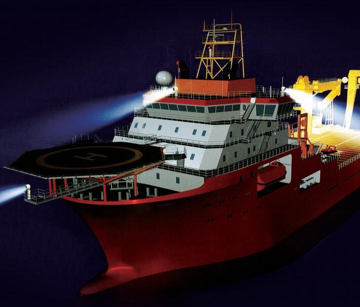 上海船厂船舶有限公司案例