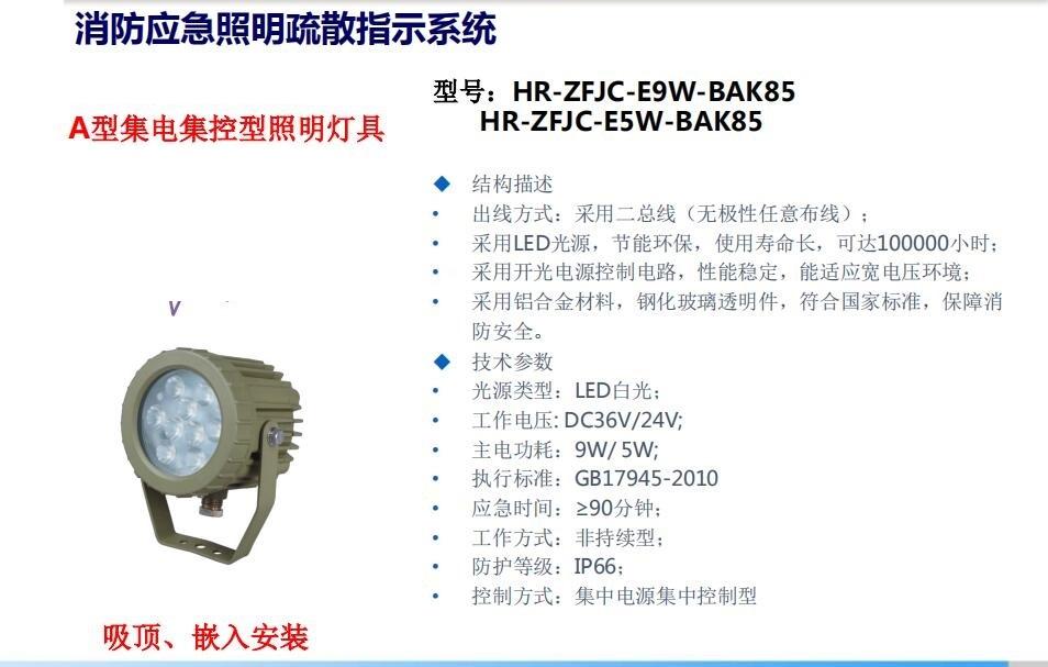 BAK85防爆LED灯带消防认证CCC认证