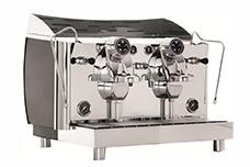 意大利CMA威比美双头半自动咖啡机