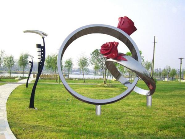 福建不锈钢雕塑