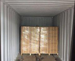 拼箱海运-通讯零部件装箱方案