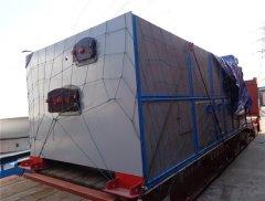 特种集装箱海运-LED智能电器装箱方案