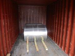 整箱海运-卷钢装箱方案