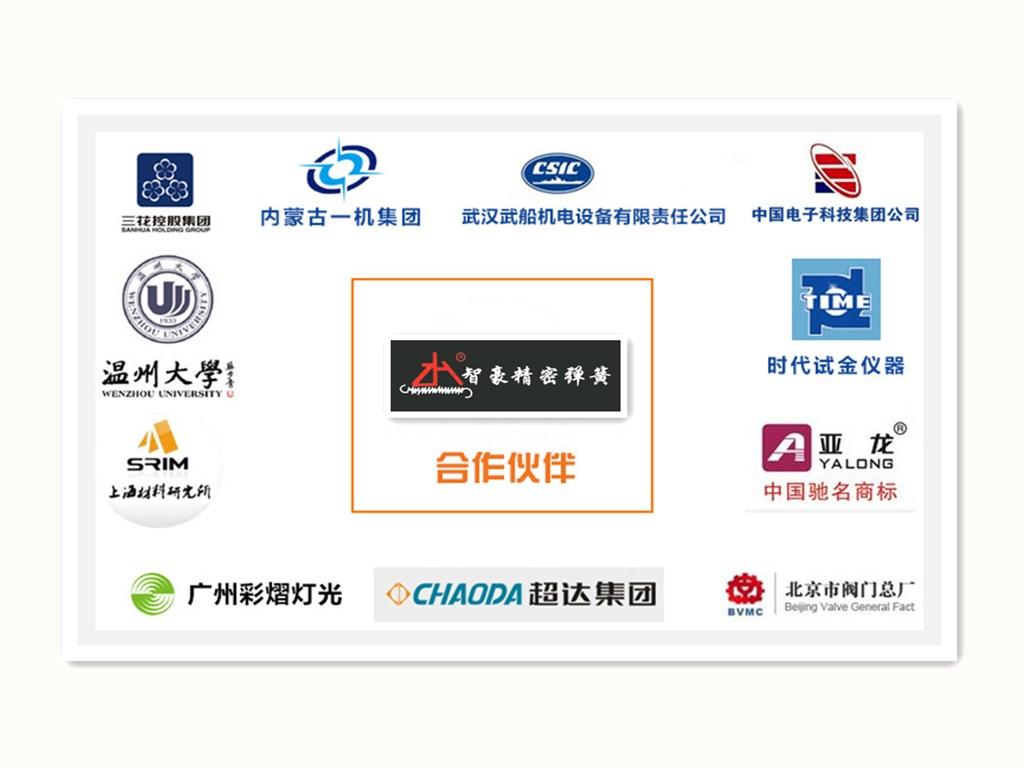 上海八方娱乐app演精密弹簧有限公司客户案例
