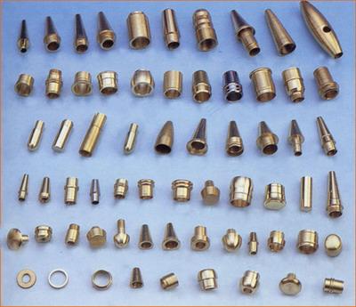 CNC精密数控车件