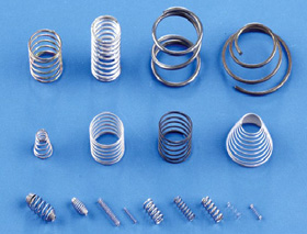 螺旋弹簧的制造技术及应用和发展