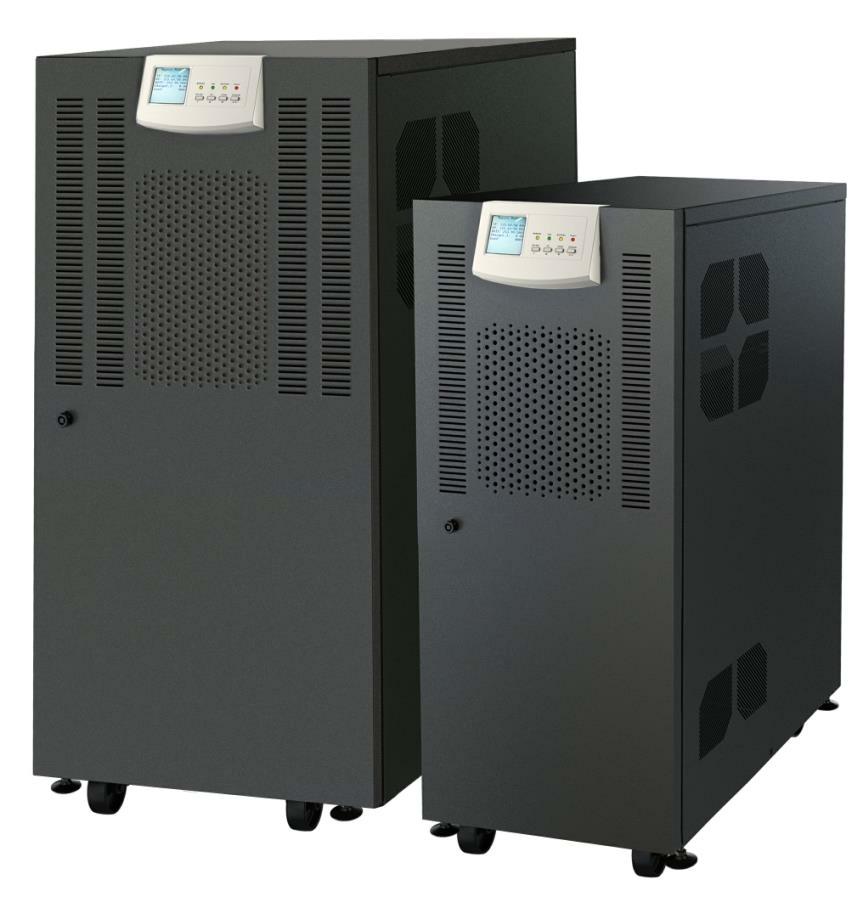 三相高频在线式UPS不间断电源HP33-80KL