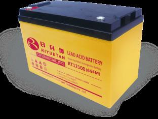 日月潭12V/65AH RT系列EPS专用的标准AGM铅酸蓄电池