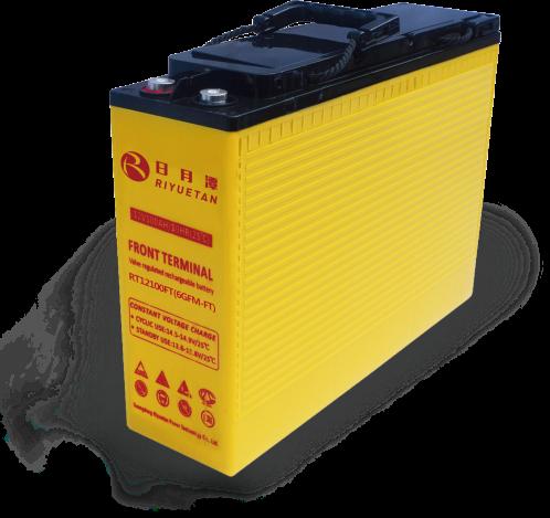 普通前置端子12V/150AH铅酸蓄电池(狭长型)