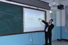 校卡在贵州公立小学示范使用