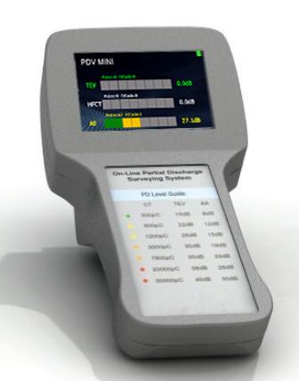 PDVMINI手持式局部放電檢測儀