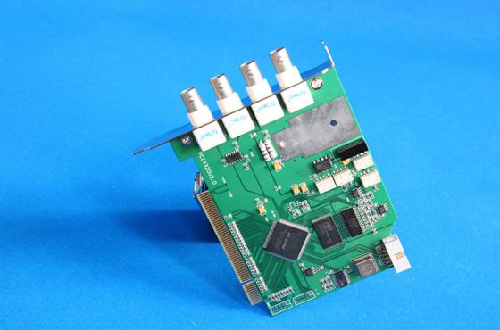 PCI4320-1通道 14位 160Msps模擬量輸出卡