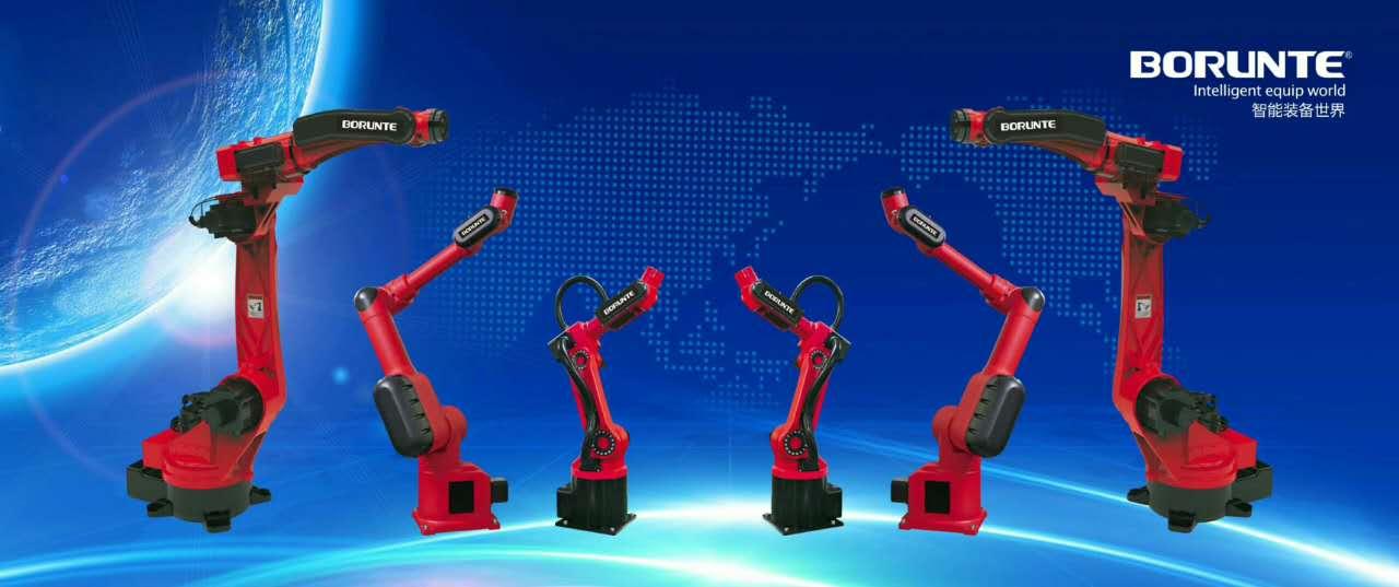 认识工业机器人,了解多轴机器人