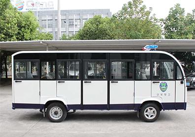 14座电动巡逻车