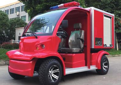 2座500L水箱消防车LM-2N500