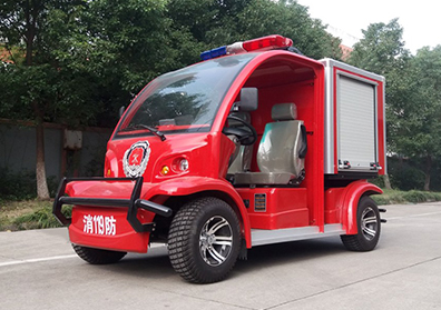 2座无水箱消防车LM-2N