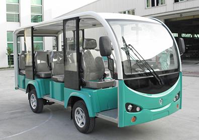 11座开放式观光车T11